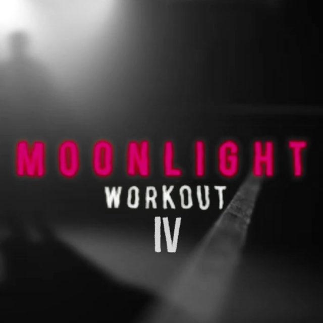 mooonlight workout-15 dicembre 2018