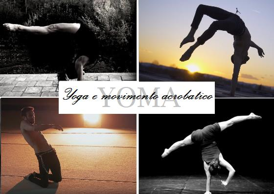 yoma yoga movimento acrobatico workshop